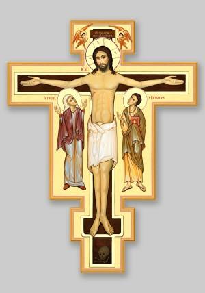L'icône de la Croix Glorieuse